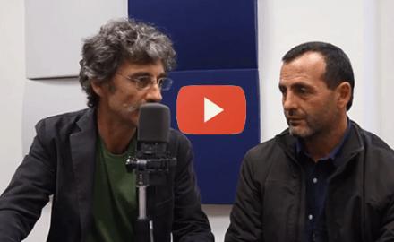 intervista Radio città futura